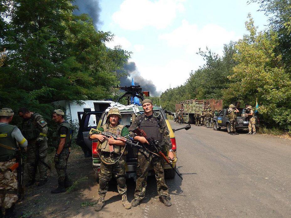 """7 років тому під час виходу з-під Іловайська загинув боєць """"Донбасу"""" з Обухова"""