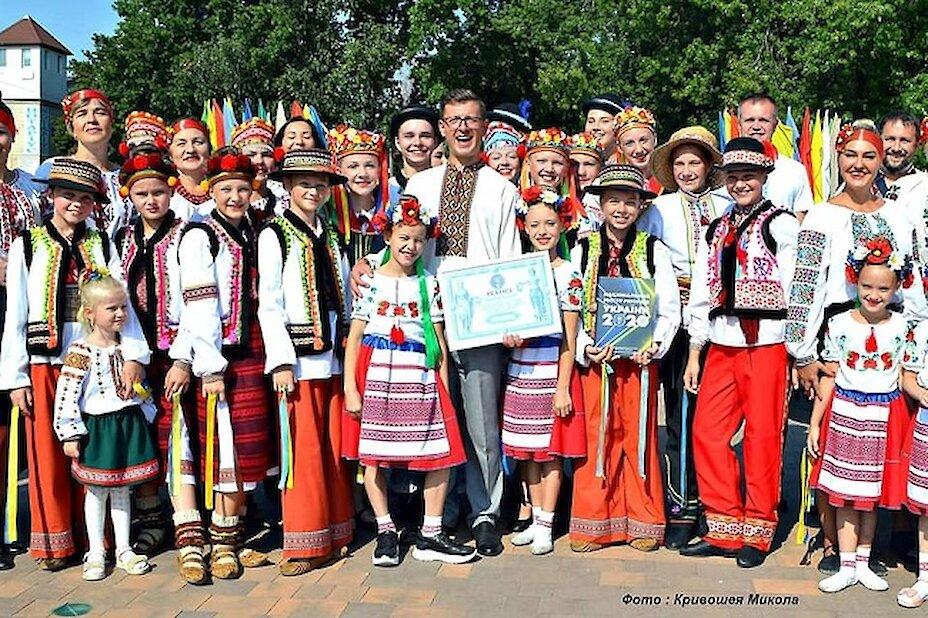 Юних мешканців Обухова запрошують на заняття з танців