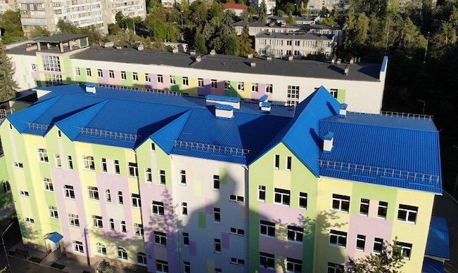 Коли запрацює оновлена школа №1 в Українці