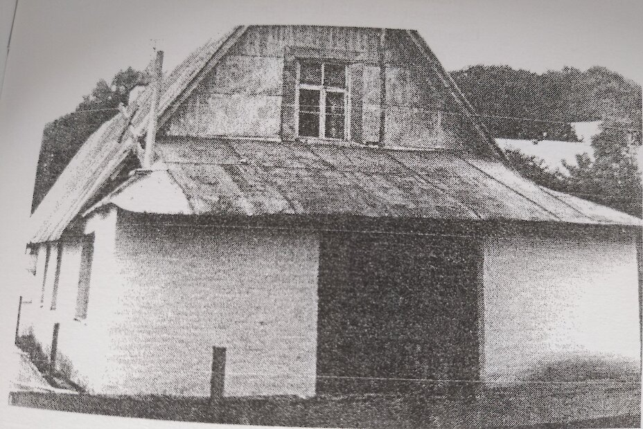 Михайлівська церква (радянський сюжет) і сліди найдавнішого зображення
