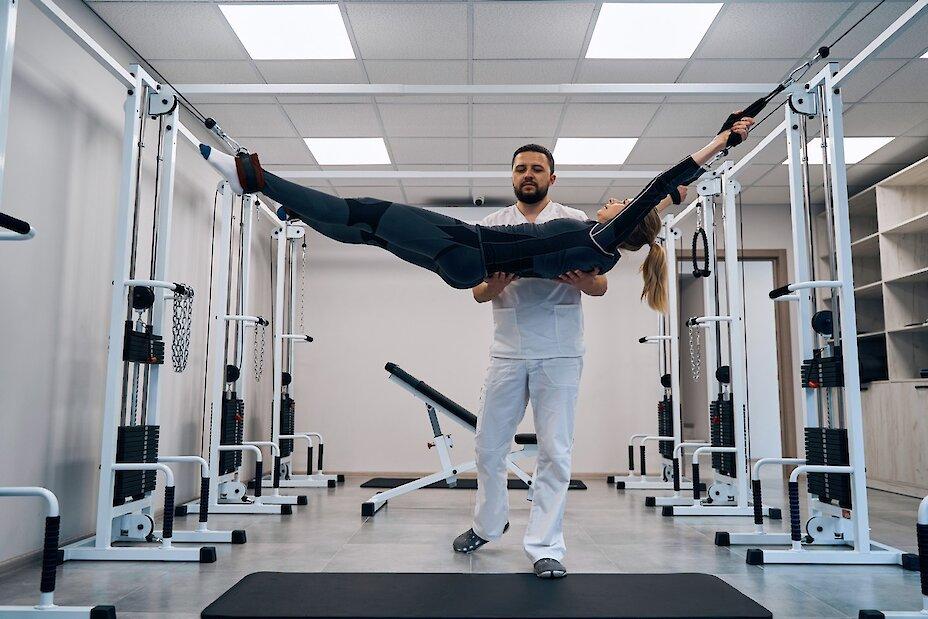 Если хочешь быть здоров - упражняйся!
