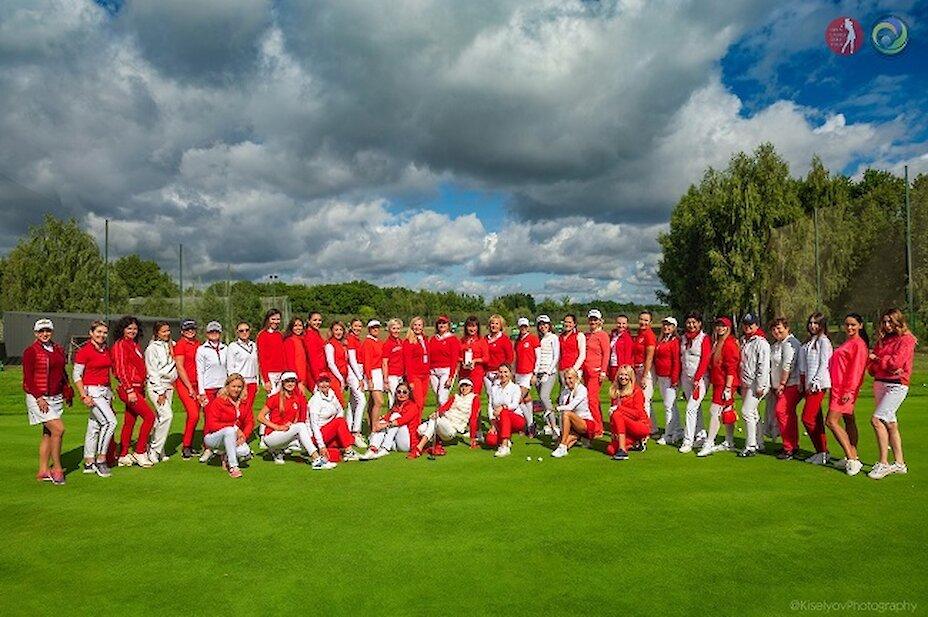На Обухівщині визначили володарку кубку Open Ladies Golf Tour