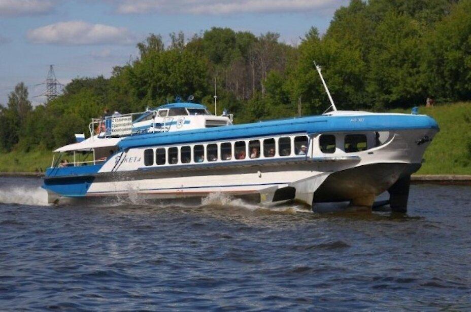 Річковий маршрут із зупинкою у Трипіллі запустять у вересні
