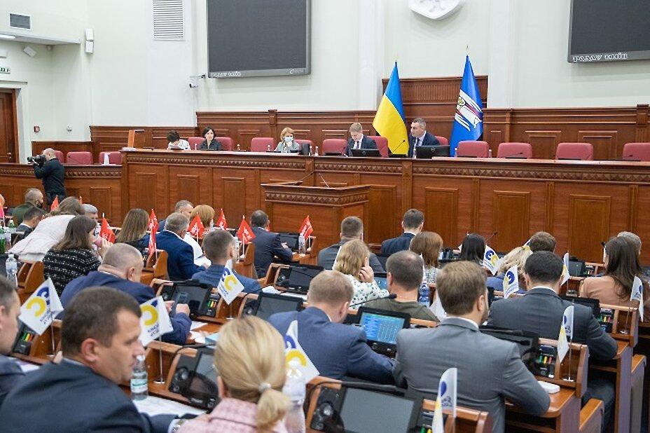 Київ звинувачує село на Обухівщині у захопленні своїх земель