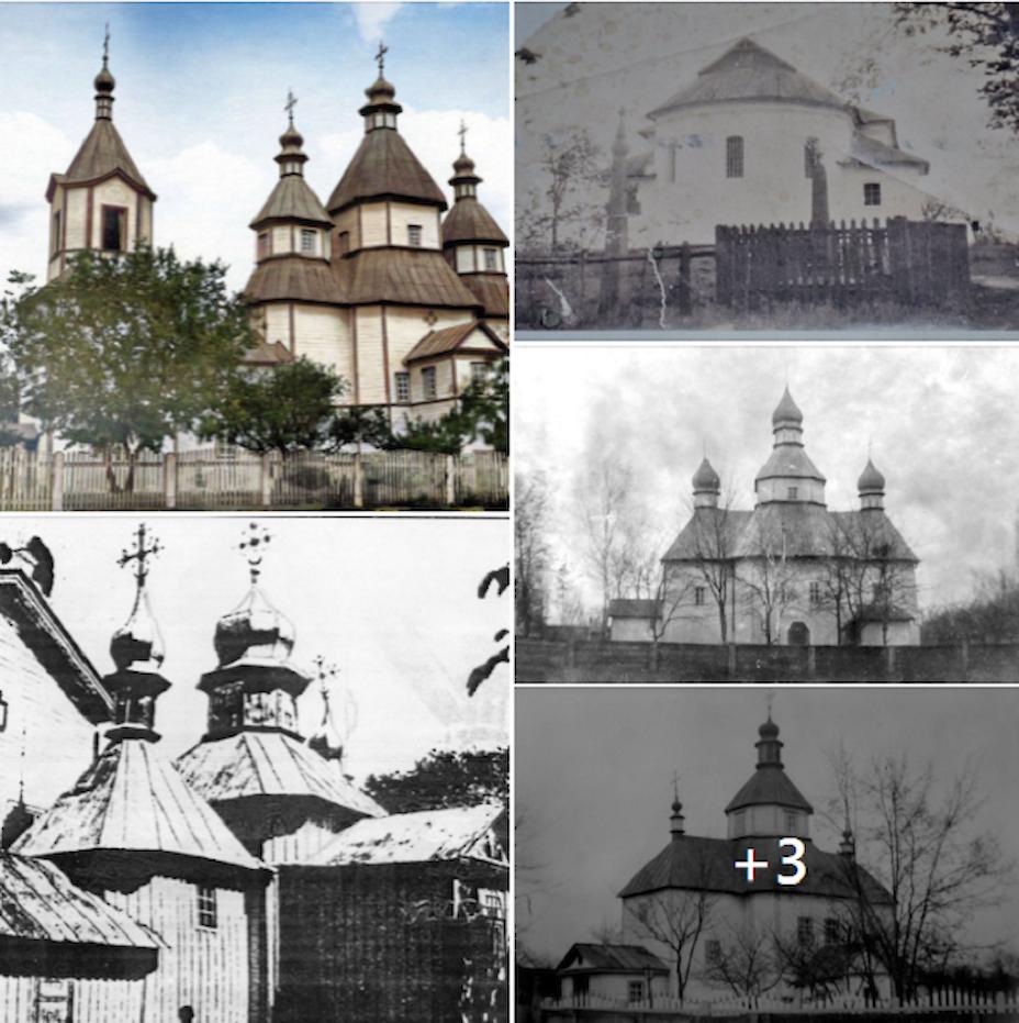 В мережі з'явилися світлини знищених церков Обухівщини