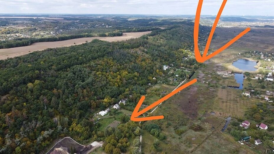 Обхідна дорога вкраде шматок земель Обухівської громади