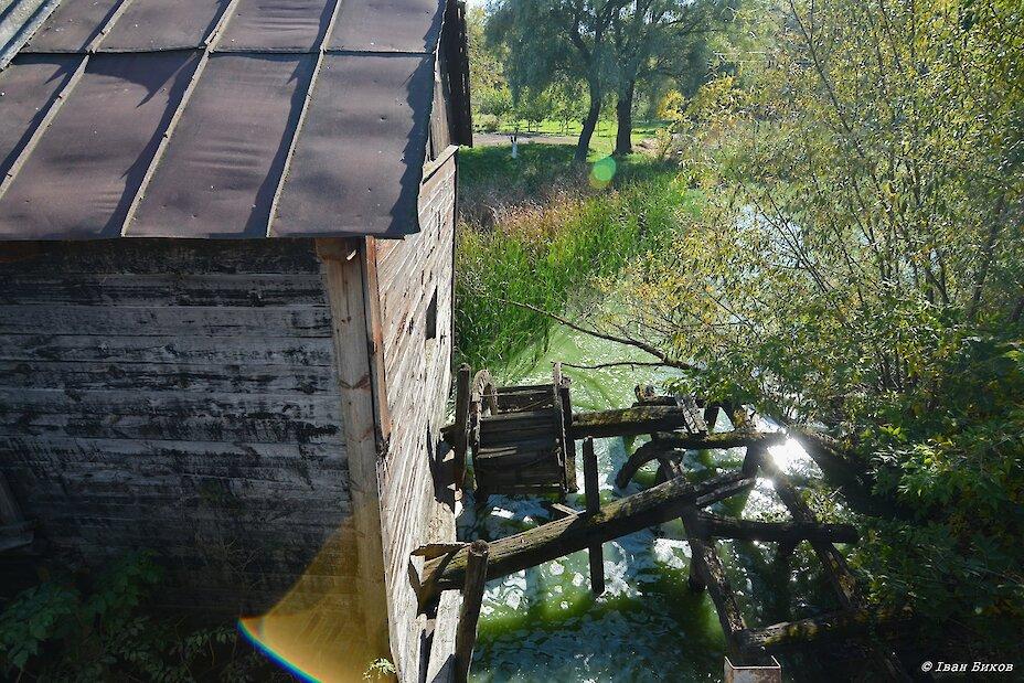 Сторічний водяний млин на Обухівщині - єдиний в Київській області?