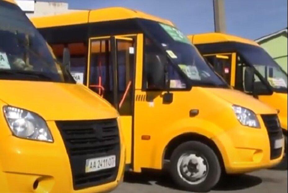 КОДА пропонує розробити нові автобусні маршрути по області