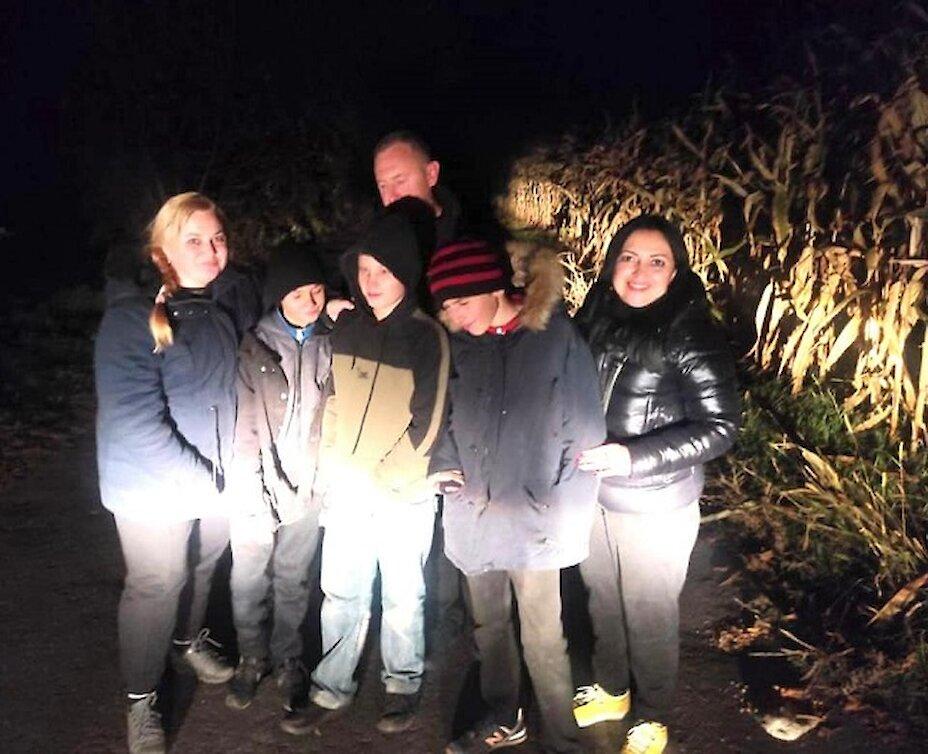 На Обухівщині відшукали юних втікачів