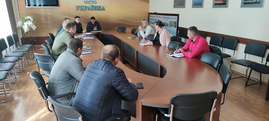 """В Українці запровадили режим """"надзвичайної ситуації техногенного характеру"""""""