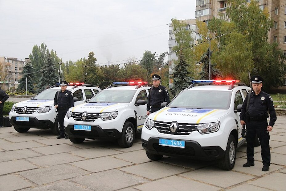 На Обухівщині відкрили нову поліцейську станцію: де саме